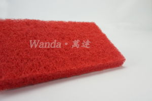 Colorful Cleaning Brush Pad Scouring Brush Pad for Household Cleaning pictures & photos