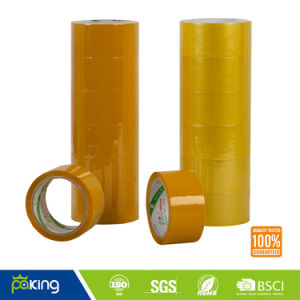Good Quality Tan BOPP Adhesive Packing Tape with SGS Certificate pictures & photos
