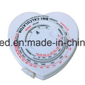 Dial Body Mass Index BMI Measure Tape pictures & photos
