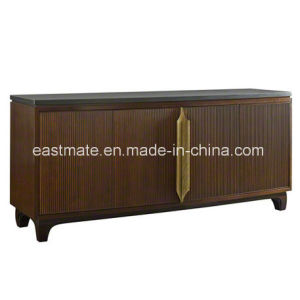 Hot Selling Vintage Console Furniture Solid Wooden Hallway Corner Table pictures & photos