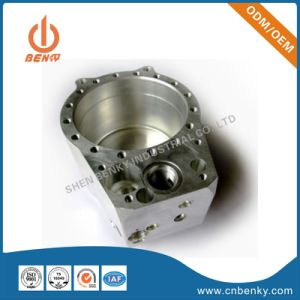 Precision CNC Machining Parts for Hydraulic Crimper Cylinder Parts C1952 pictures & photos