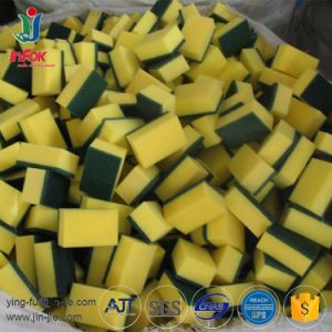 Polyester Kitchen Cleaning Sponge Scouring Filter Pad pictures & photos