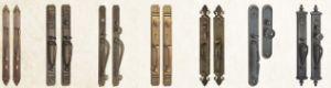Imitation Copper Door Security Door pictures & photos