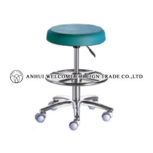 Premium Quality Patent Leather Doctor Chair pictures & photos