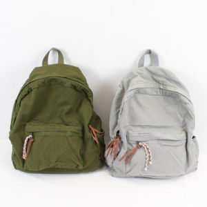 Cute Lovely Canvas Backpack for Laptop MacBook pictures & photos