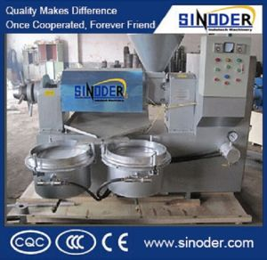High Efficiency 6yl-80 Screw Oil Press Machine pictures & photos