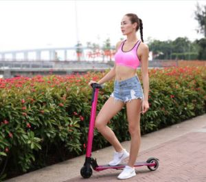 Wind Rover 10inch Two Wheel Mobility Scooter Electric Scooter pictures & photos