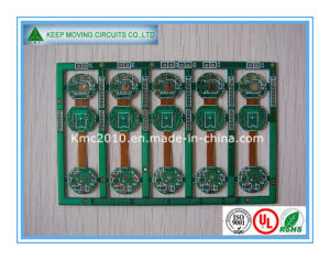 1-4 Layers Flex- Rigid Fr4+Pi PCB pictures & photos