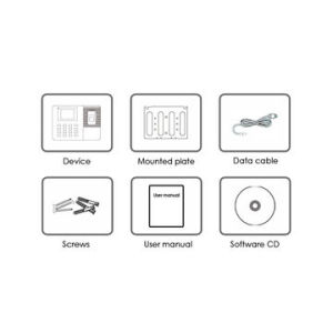 Multi Biometric Fingerprint Access Control System and Time Attendance System pictures & photos