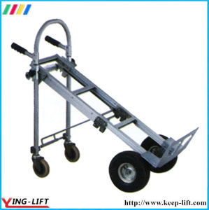 3 in 1 Convertible Aluminium Hand Trolley pictures & photos