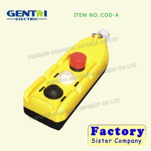 Retail Waterproof Button Control Switch pictures & photos