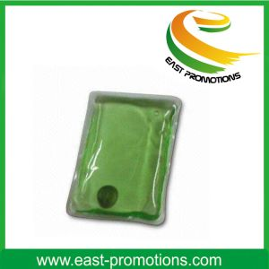 Custom Shape and Printed PVC Heating Reusable Hand Warmer pictures & photos