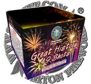 Great History 49 Shots/Wholesales Fireworks pictures & photos