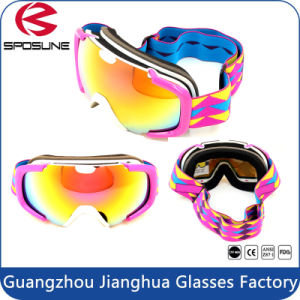 New Arrival Mens Winter PC Ski Goggles Windproof Snow Sport Eyewear pictures & photos