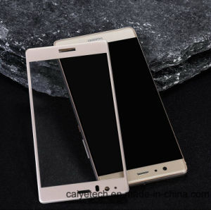Silk Printing Mobile Screen Protector for Mobile Phone Protective Film pictures & photos