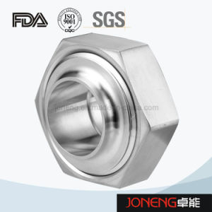 Stainless Steel 3A/Rjt/Idf Hex Type Sanitary Grade Union (JN-UN3004) pictures & photos