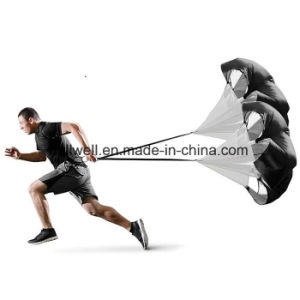 Speed Resistance Overspeed Power Training / Running Agility Parachute Chute pictures & photos