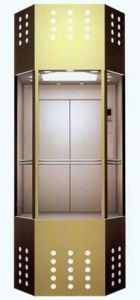 Cheap Outdoor Sightseeing Glass Home Elevator Residential Lift pictures & photos