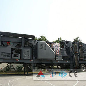 Large Capacity Complete Stone Mobile Crusher Plant pictures & photos