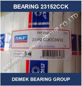 Spherical Roller Bearing 23152 Cckc3w33 with Steel Cage pictures & photos