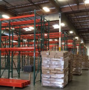 Heavy Duty Selective Pallet Rack and Shelves for Warehouse Storage pictures & photos