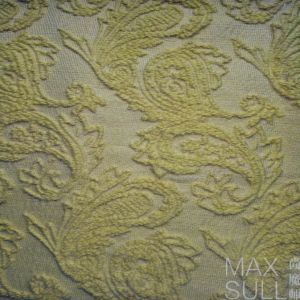 Jacquard Fabric for Dresses in Yellow pictures & photos