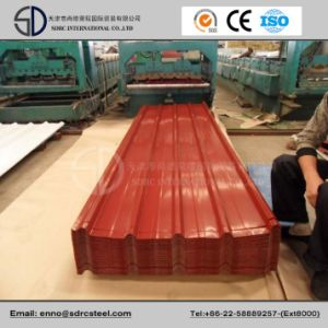 Prime Color Coated Roofing Sheet pictures & photos