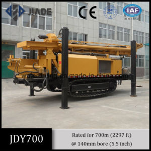 Large Borehole Auger Drill Rigfor Water Well pictures & photos