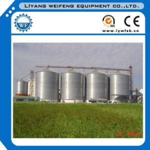 Top Quality Storage Silos for Feed Pellet Line pictures & photos