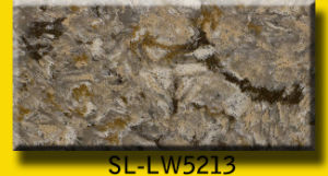 Calacatta Artificial Quartz Countertops From Quartz Stone Slabs pictures & photos