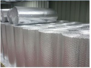 VMPET Film Laminating with Air Bubble for Thermal Insulation Materials pictures & photos