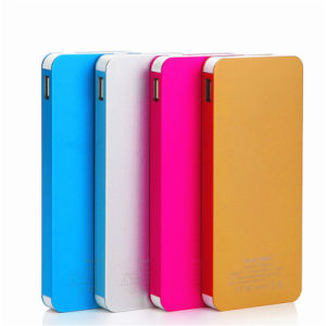 Mobile Power Bank 4000mAh Portable Battery Charger with Full Capacity