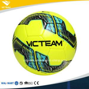Vivid Machine-Stitched 3.5mm TPU EVA Soccer Ball pictures & photos