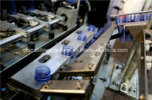Automatic Juice Pet Bottle Blow Moulding Machine with Ce pictures & photos