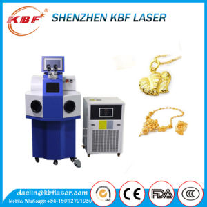 Automatic Jewelry Chain Spot Laser Welder for Sale pictures & photos