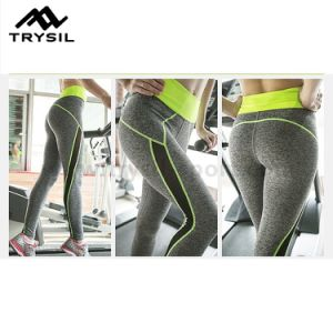Hot Sale High Quality Women Gym Wear Legging Pants pictures & photos