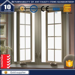 China Manufacturer Aluminum Profile out Swinging French Casement Window pictures & photos
