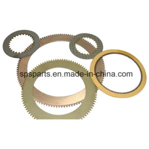 Brake Disc/Spare Parts/Steel Plate/Clutch Plate/Friction Material/ Friction Disc pictures & photos