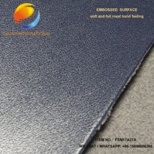 Synthetic Leather for PU Shoe Upper pictures & photos