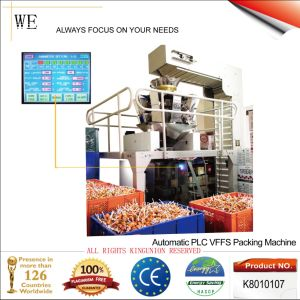 Automatic PLC Vffs Packing Machine (K8010107) pictures & photos