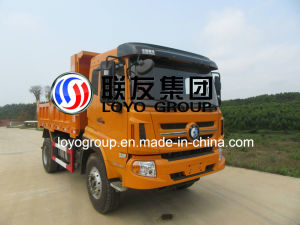 Sinotruk Cdw Medium Dump Truck 4X2 Tipper with 190HP pictures & photos
