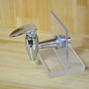 Silver Color Electroplating ABS Spigots for Beverage Dispensers pictures & photos