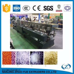 Screw Extruder of Plastic Compounding Line pictures & photos