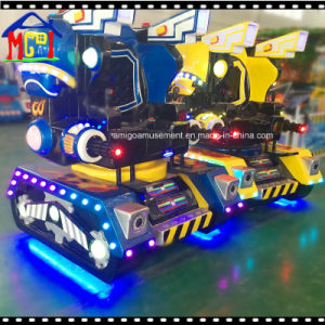 Amusement Park Kiddy Ride 2018 Kids Rotating Chasing Car pictures & photos
