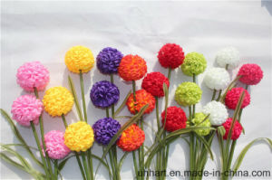 Wholesale Artificial Flowers Hydrangeas for Wedding Decorations pictures & photos