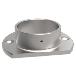 AISI304 & AISI316 Stainless Steel Handrail Base pictures & photos