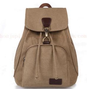 OEM Canvas Classical School Kids Children Backpack School Bag pictures & photos