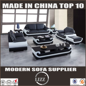 2016 Divany Leather Couch for Living Room Sectional Leather Sofa pictures & photos