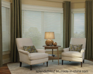 Basswood Windows Blinds Fashion Windows Curtain Blinds pictures & photos