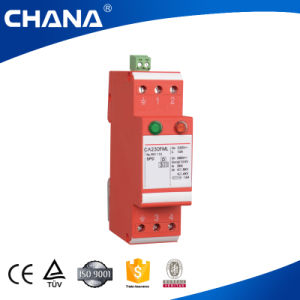 Ce and RoHS Approval 3p+N/PE Modular SPD Surge Protective Device pictures & photos